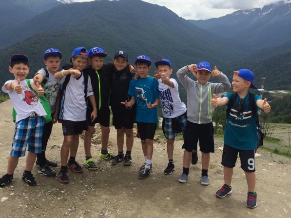 Летний спортивно-оздоровительный лагерь в г. Сочи