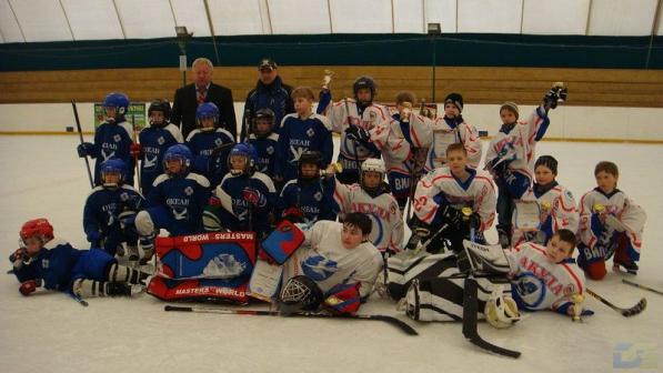 Первенство по хоккею, посвященное Дню Победы