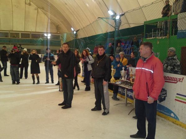Подведение итогов турнира 9 мая 2015 г.