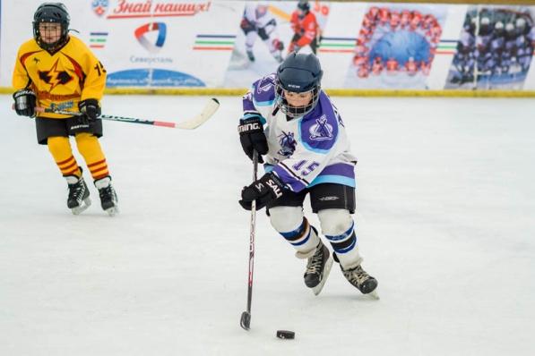 Первенство Камчатского края по хоккею среди юношей