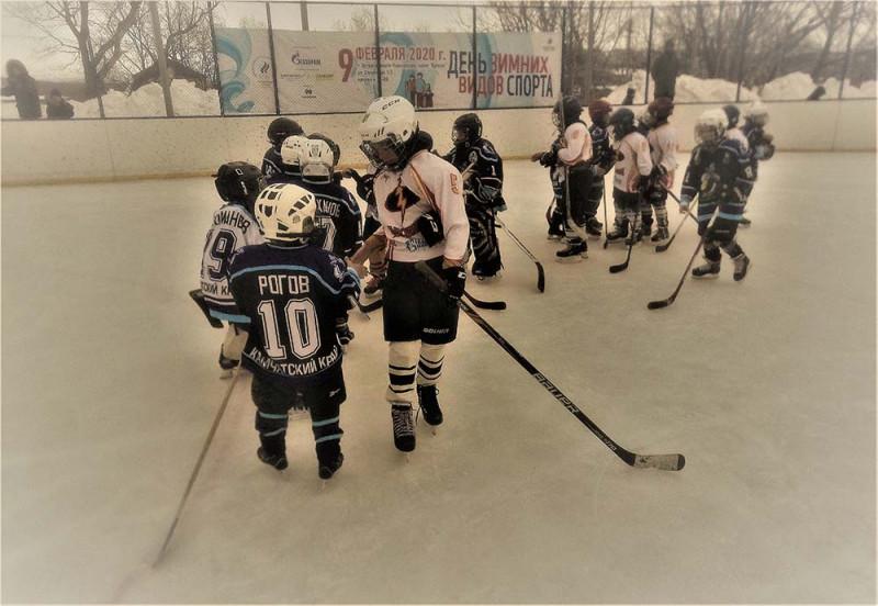 Детский хоккейный турнир «Старт» Петропавловск – Камчатского городского округа. 9 февраля 2020 года